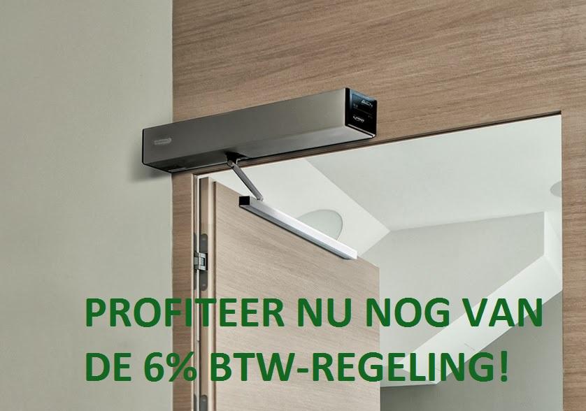 6% regeling BTW