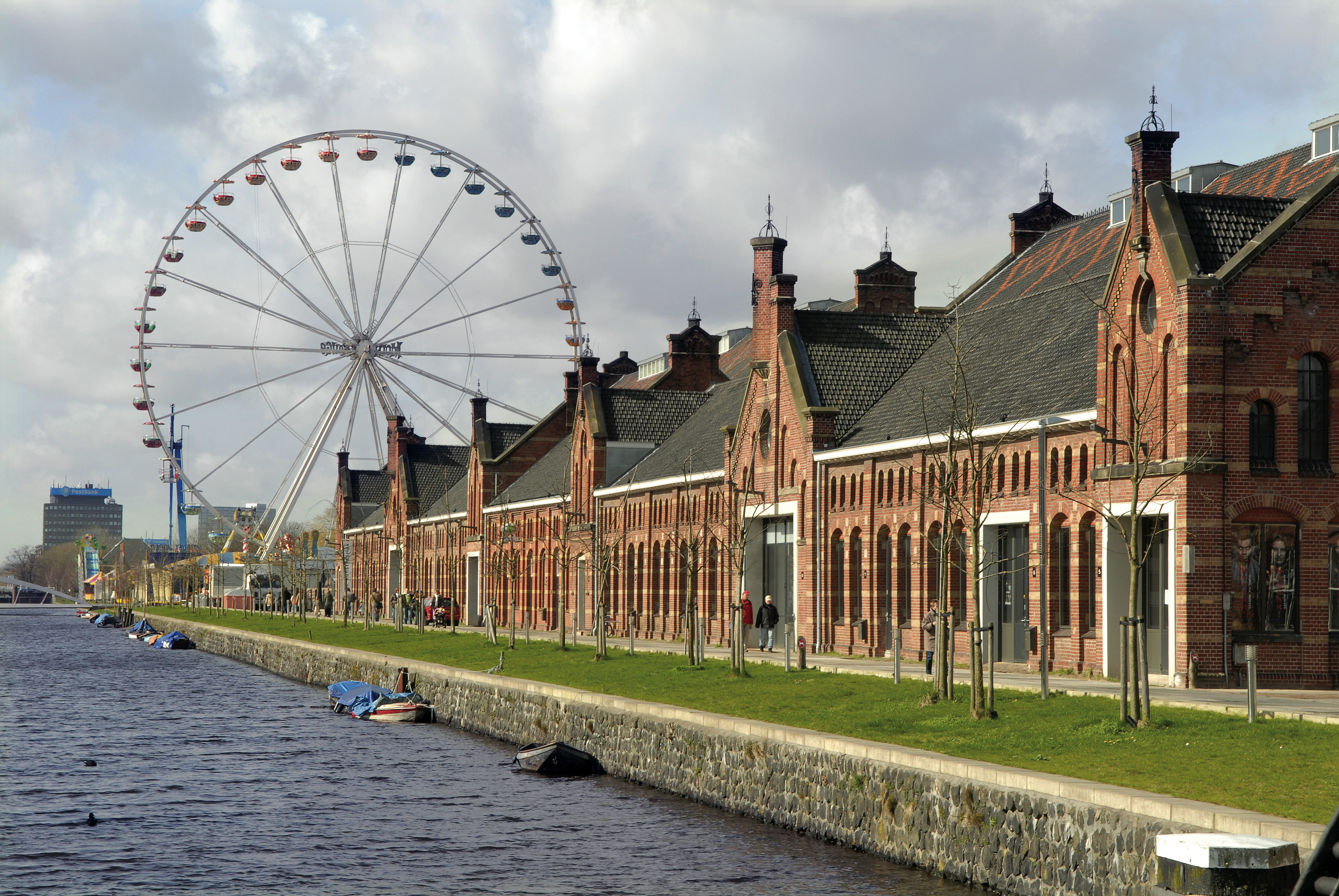 Westergasfabriek Amsterdam VvE Beurs